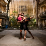 Ballet Couple, Cuban Theatre