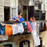 Ballerina with the Laundry