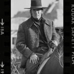 Clint Eastwood Film Strip