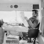 Clint Eastwood RV And Paper