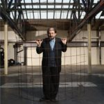 Salman Rushdie Wire Cage