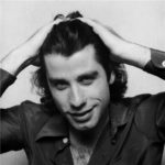 John Travolta Hands In Hair