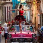 Ballerina on the Chevy, Streets of Havana
