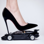 Lamborghini High Heel