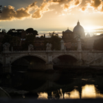 Sundown In Rome