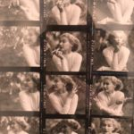 Lisa Fonssagrives Contact Sheet