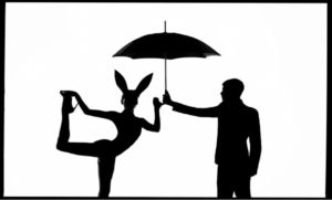 The Bunny and the Man Tyler Shields