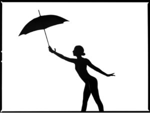 Umbrella Silhouette Tyler Shields