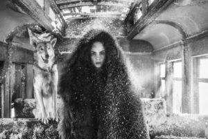 The Girl who Cried Wolf David Yarrow